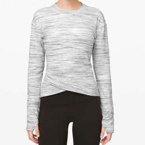 Lululemon close to crossing shirt